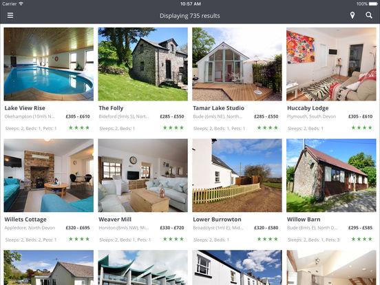 Cottages iPad Screenshot 2