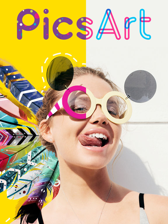 PicsArt Photo Studio: Picture Editor Collage Maker Screenshots