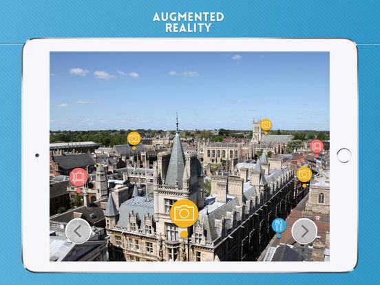 Cambridge Travel Guide iPad Screenshot 2