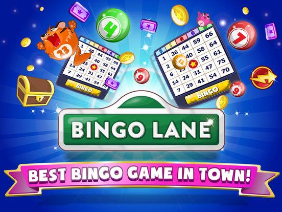 Screenshot 1 Bingo Lane HD — FREE Bingo Game