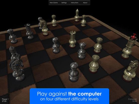 Chess HD iPad Screenshot 3