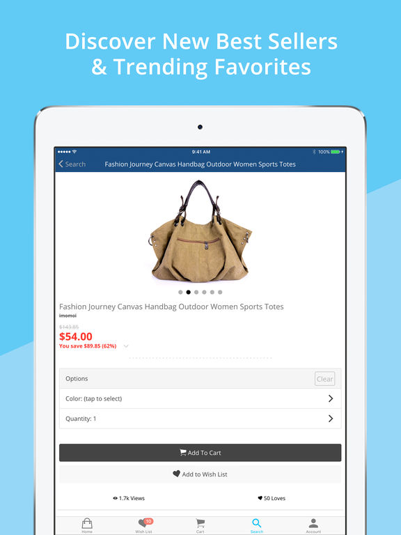 OpenSky Shopping on the App Store
