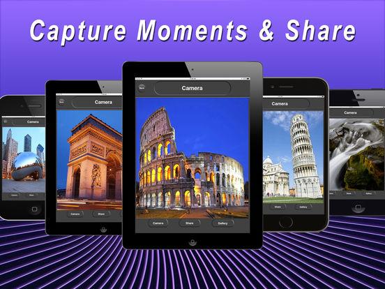 Pyramids of Giza - Egypt iPad Screenshot 3