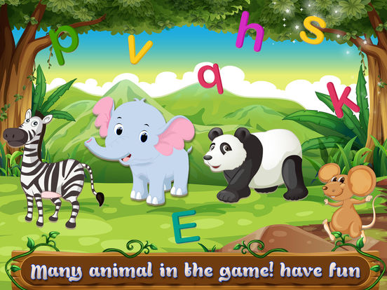 ABC Flash Cards For Kids iPad Screenshot 5