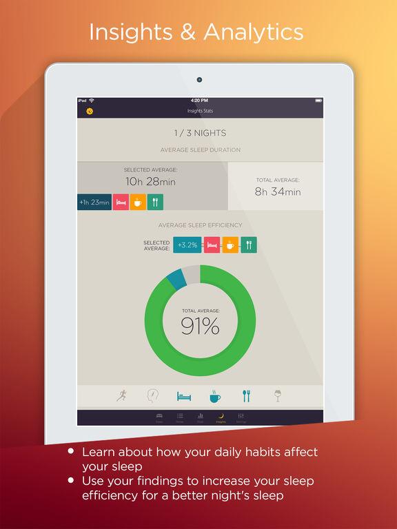 Zen Sleep Cycle Alarm Clock Pro - Sleep Smarter Screenshots