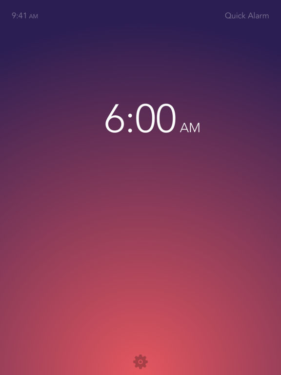Rise Alarm Clock Screenshots