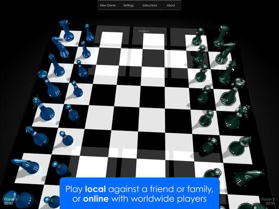 Chess HD iPad Screenshot 2