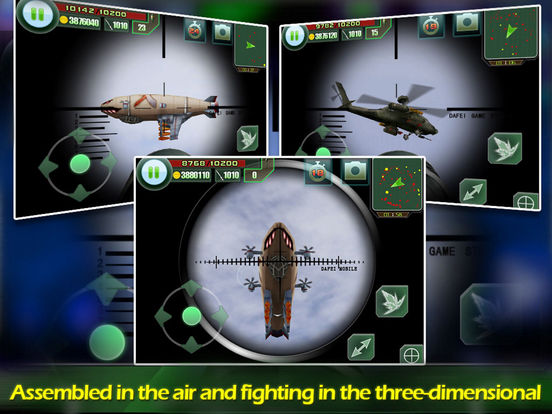 The Last Defender Lite iPad Screenshot 3
