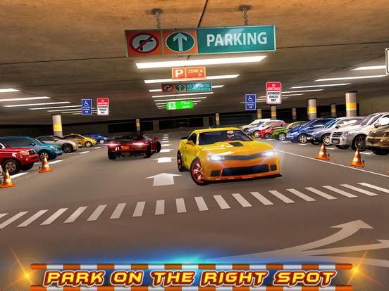 Скачать Multi-storey Car Parking 3D