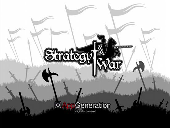 Strategy War - A board game where you command your army like a game of chess and risk it all to conquer the world iPad Screenshot 5