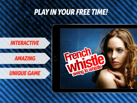 French Whistle iPad Screenshot 1