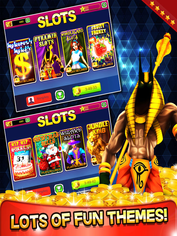 Free Slots Machines Games - Best Jackpot Casino to Win in Las Vegas-ipad-0