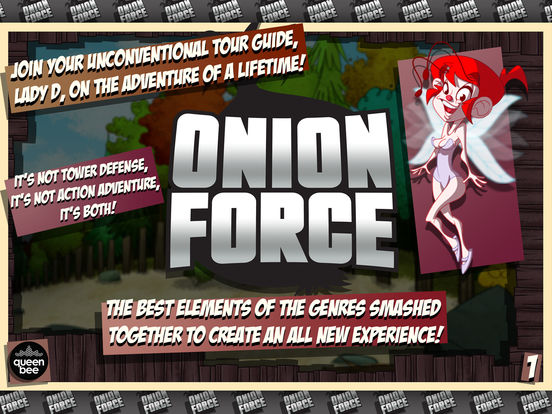 Onion Force Screenshots
