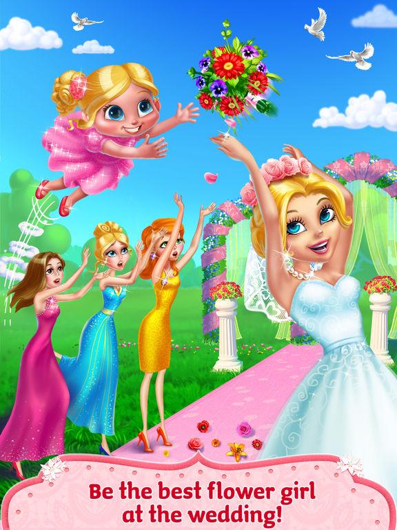 Flower Girl screenshot 6