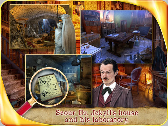 Dr Jekyll and Mr Hyde - Extended Edition - HD iPad Screenshot 3