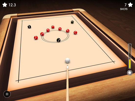 Crazy Pool 3D for iPad iPad Screenshot 1