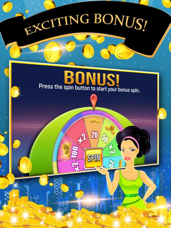 Free Las Vegas Casino Slots Machines Games - Super Win Lucky Jackpot-ipad-4