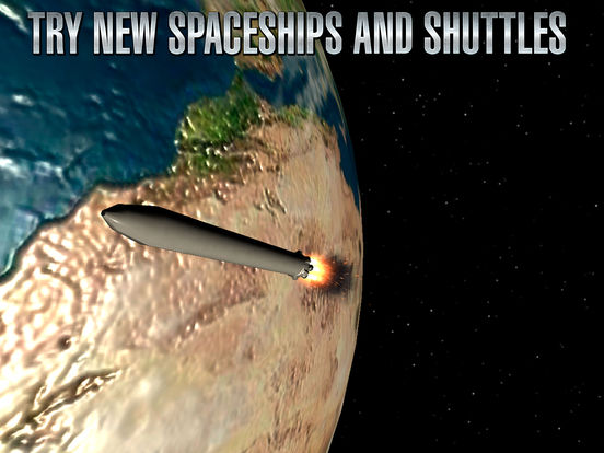 Space Shuttle Simulator 3D Full Screenshots