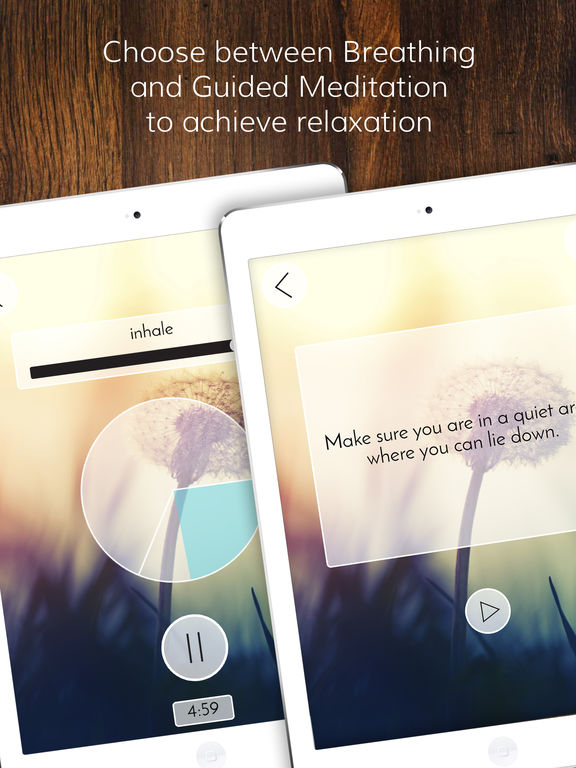 Relax - Stress and Anxiety Relief Screenshots