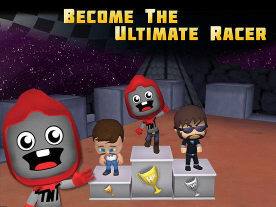 Игра Tube Heroes Racers