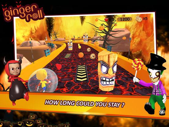 Ginger Roll Screenshots