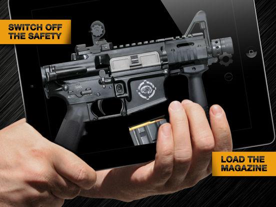 Weaphones: Firearms Simulator Mini Armory Vol 1screeshot 1