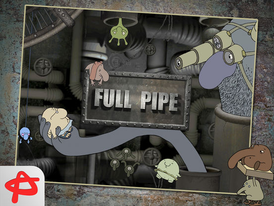 Full Pipe: Puzzle Adventure Game Screenshots