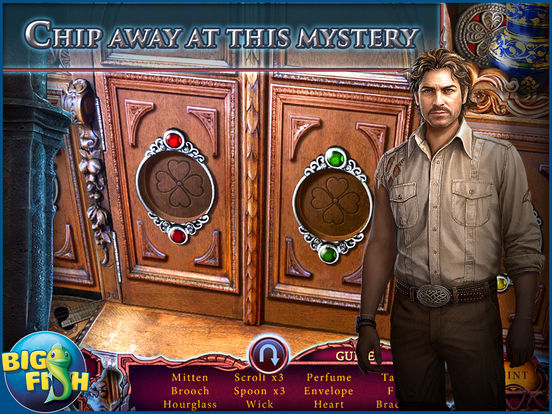 League of Light: Silent Mountain - A Hidden Object Mystery (Full)screeshot 2