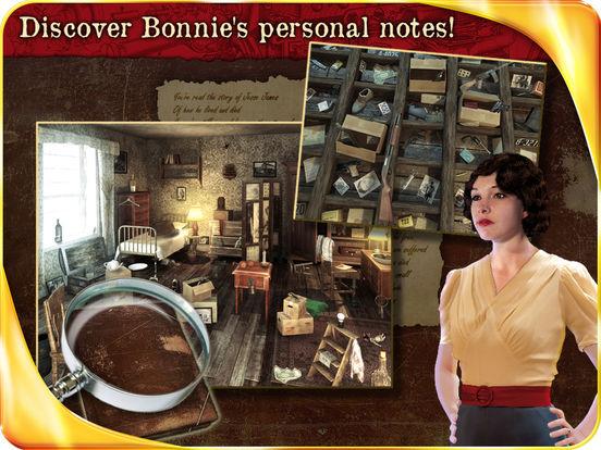 Public Enemies : Bonnie & Clyde HD iPad Screenshot 3