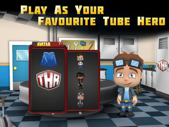 Скачать Tube Heroes Racers