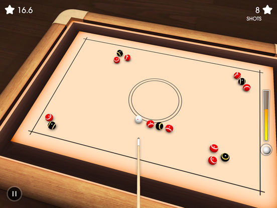 Crazy Pool 3D for iPad iPad Screenshot 5