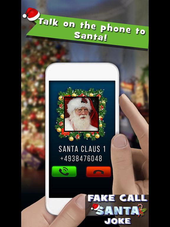 Ложный Вызов Санта Шутка Скриншоты5