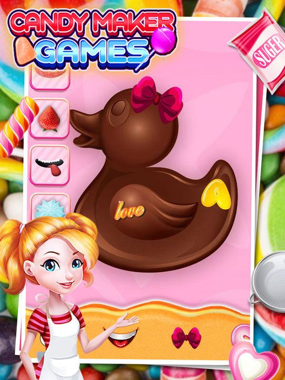 Candy Maker - best cooking gamesscreeshot 3