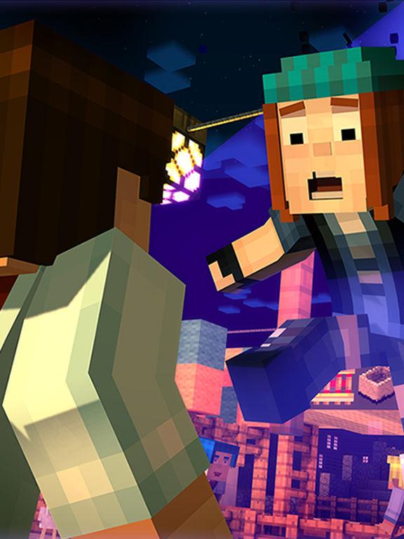 us app minecraft story mode id