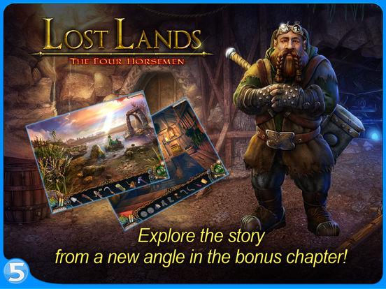 Lost Lands 2: The Four Horsemen HD (Full)screeshot 1