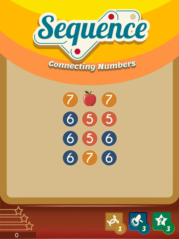 Sequence - Connecting Numbers Screenshot