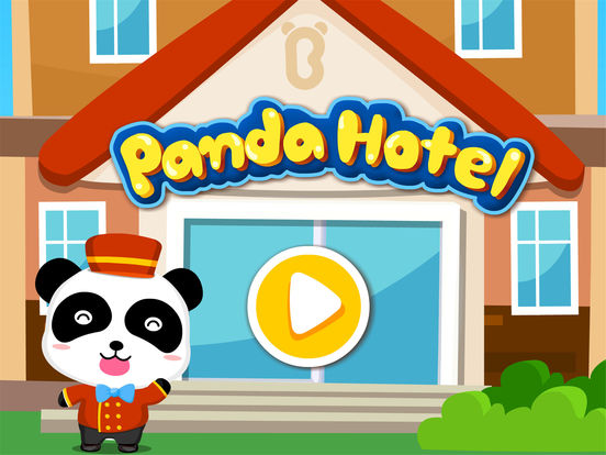 Panda Hotel - Educational Games - Puzzle Screenshots