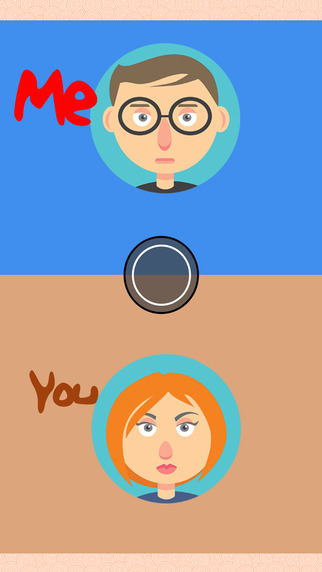 Me And You Selfie app
