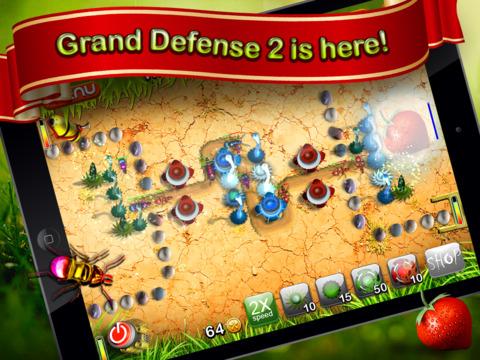 玩免費遊戲APP|下載Grand Defense 2 - Free Defense Games, Apps app不用錢|硬是要APP