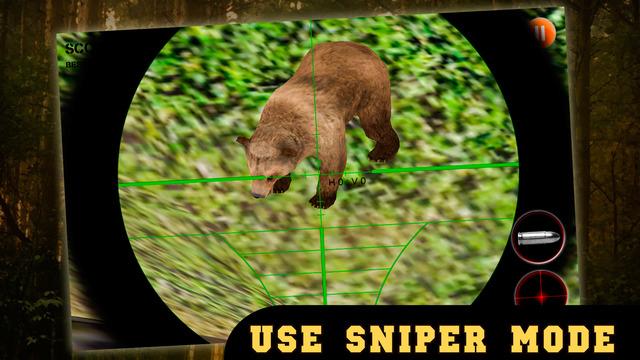 Bear Hunter 3D Full Screenshots