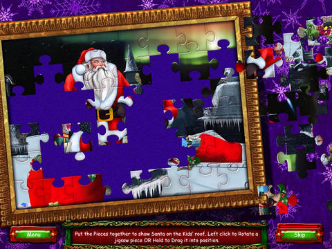 Игра Christmas Wonderland 4 - Hidden Object Adventure
