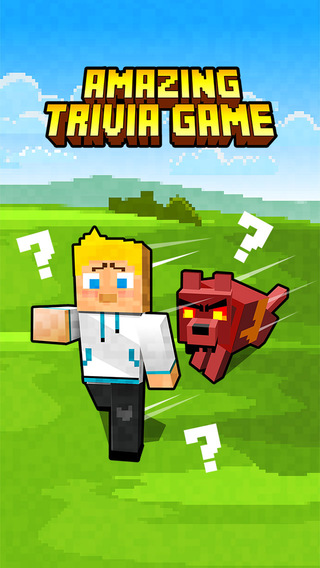 Pop Quiz Trivia - for Minecraft fans the best word guess game