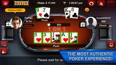 Screenshot 1 Poker 1-1