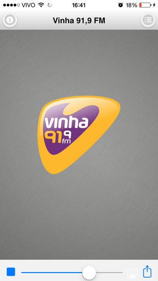 Rádio Vinha FM - 91 9 Goiânia Brasil