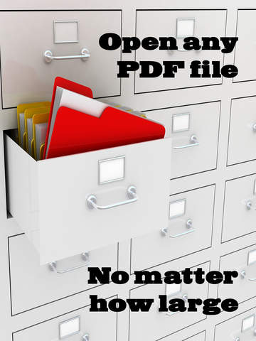 The Fastest PDF Reader Screenshots