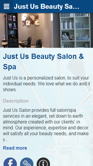 Just Us Salon