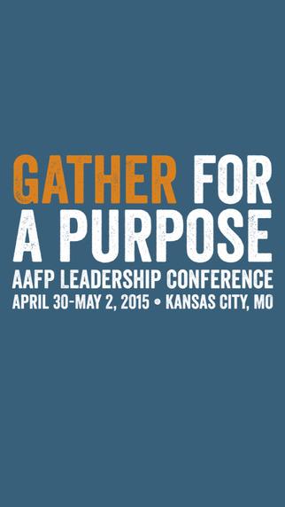 AAFP Leadership Conference 2015