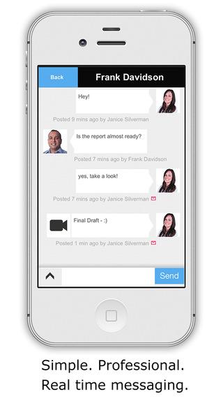 TALENT Messenger