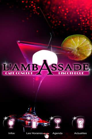 L'Ambassade Club screen