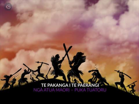 Ngā Atua Māori - Book 3: Te Pakanga i Te Paerangi The Battle at Te Paerangi